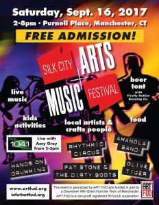 Silk City Arts & Music Festival