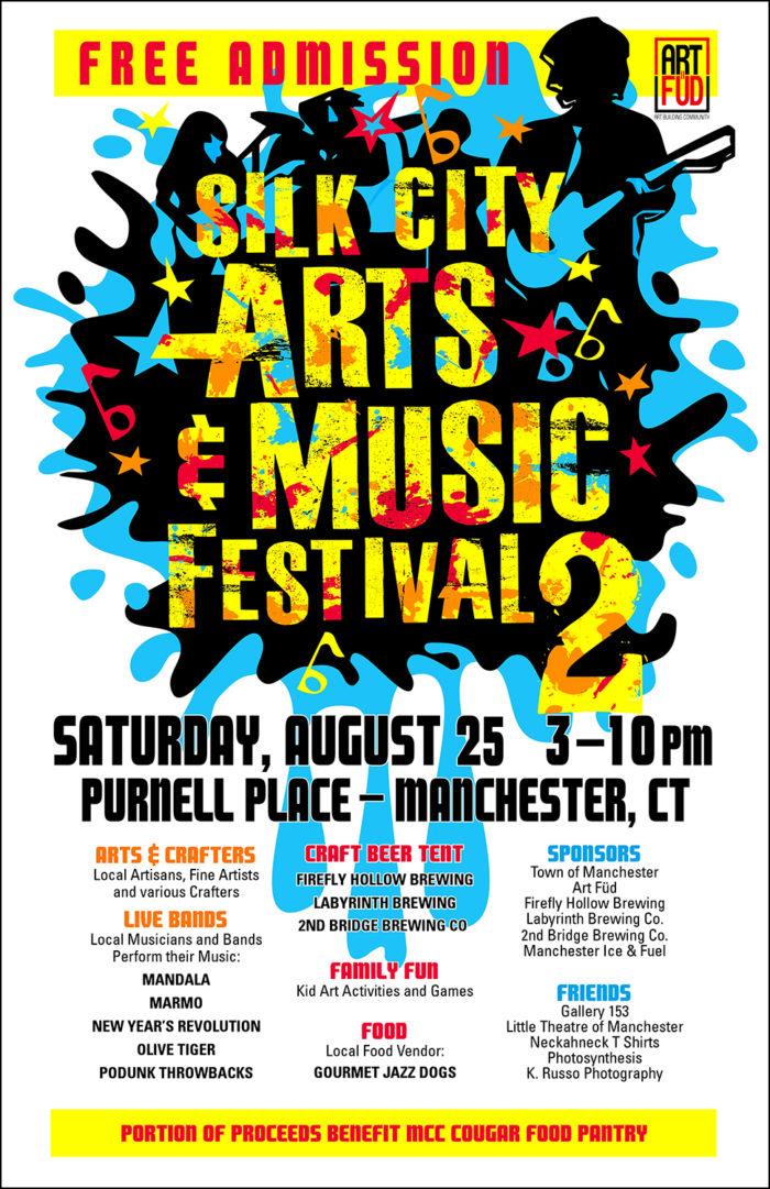 Silk City Arts & Music Festival 2